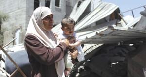 المقاومة الفلسطينية تمطر تل أبيب بالصواريخ والاحتلال يرفع الشهداء إلى 137