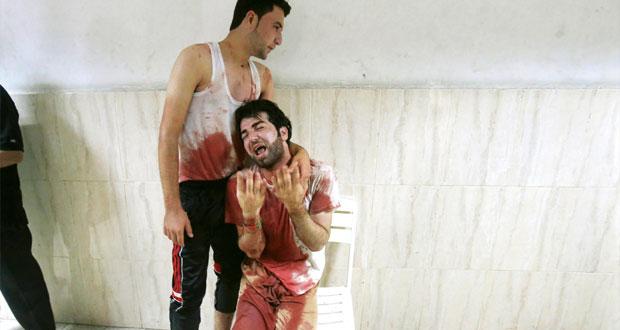 مجزرة جديدة للاحتلال بـ(خزاعة)والفلسطينيون يتمسكون بـ(رفع الحصار)