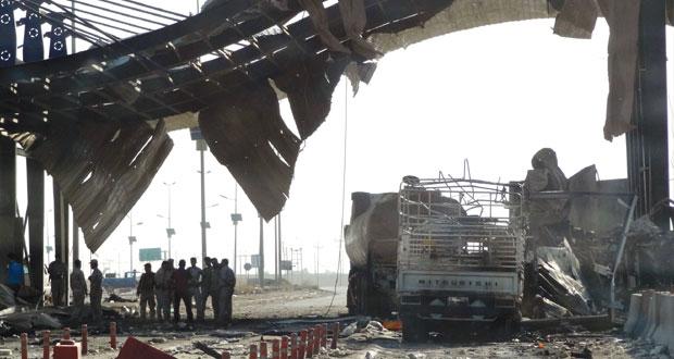 العراق يعلن صد هجوم كبير على حديثة والساسة مطالبون باختيار الرئاسات اليوم