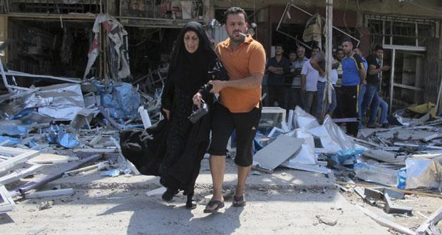 العراق: عشرات القتلى في هجمات بينها مفخخات والأردن ينأى بنفسه عن اجتماع معارضين بأراضيه
