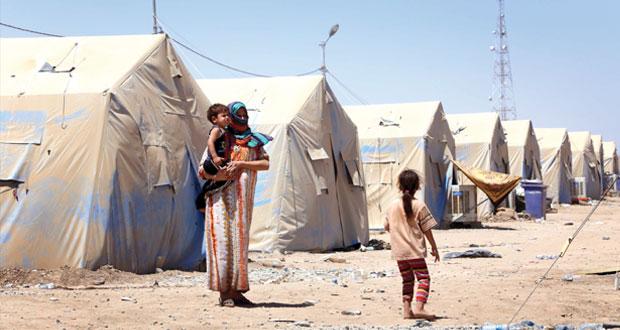 العراق: نزوح لعشرات العائلات بنينوى وتمثيل بجثث في بعقوبة