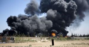 الإرهاب الإسرائيلي يخرب محطة كهرباء غزة .. ومجزرة بجباليا تقترب بالشهداء لـ1200