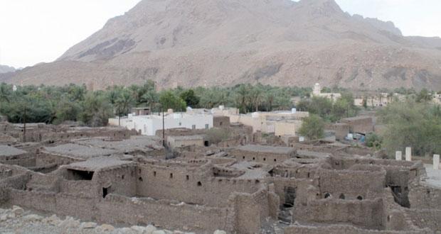 حارة الشعبانية بينقل تأصيل للهندسة المعمارية العمانية القديمة