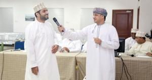 انطلاق المسابقة الثقافية الرمضانية بشؤون البلاط السلطاني