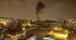 9 شهداء و6 جرحى في تواصل غارات الاحتلال على غزة والمقاومة ترد بـصواريخ على النقب الغربي