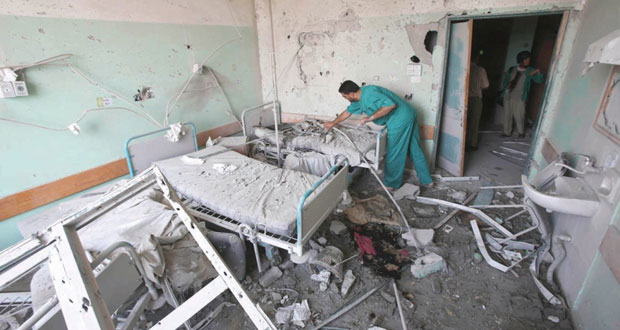 إسرائيل تواصل هجومها على غزة وسقوط 21 شهيدا .. المقاومة تستهدف ناقلة جنود وتشتبك مع عناصرها