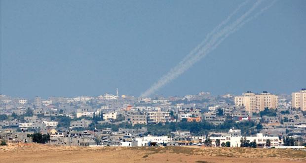 صواريخ المقاومة تبث الرعب في مدن ومستوطنات الاحتلال