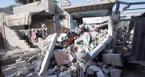 192 شهيدا فـي تواصل الإرهاب الإسرائيلي على غزة .. وصواريخ المقاومة مستمرة