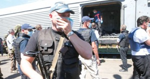 روسيا تتعهد بالتحرك باتجاه حل سياسي للأزمة الأوكرانية