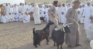 هبطة العيد بولاية بدية تشهد استثمار الشباب للفرص التجارية والاقتصادية وراوج للسلع العمانية التقليدية لشراء احتياجات العيد