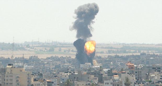 إسرائيل تنسف (التهدئة) وتصعد الإرهاب وتُخير الفلسطينيين بين القتل أو التهجير