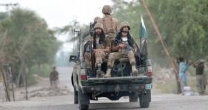 باكستان: 8 قتلى بهجوم على معبر حدودي
