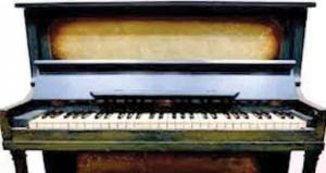 """بيانو فيلم """"كازابلانكا"""" في مزاد بنيويورك"""