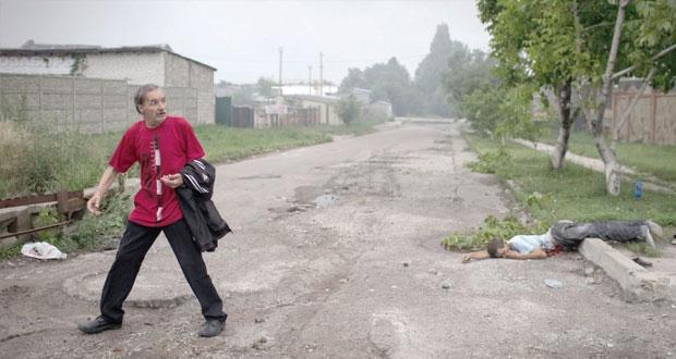 الجيش الأوكراني يتقدم نحو (دونيستيك) والانفصاليون يحشدون