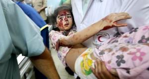 (خزاعة) مذبحة جديدة تنضم لقائمة الجرائم الإسرائيلية