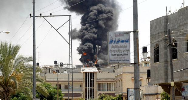 (السلطة) تُشيد بصمود غزة وتثني على المقاومة