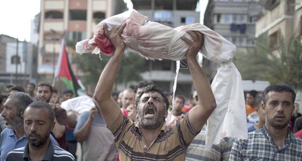 ارتفاع أعداد ضحايا العدوان إلى 850 شهيدا والاحتلال يبحث تصعيد (الإرهاب)