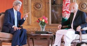 أفغانستان: غني يدعو لتوسيع التحقيق حول اتهامات تزوير «الرئاسية»