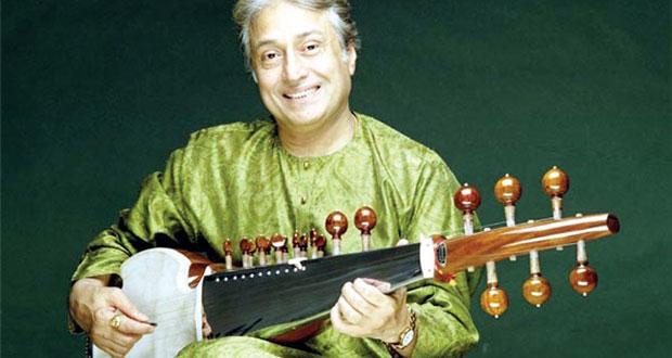 الموسيقار الهندي أمجد علي خان يفقد آلته الوترية في لندن