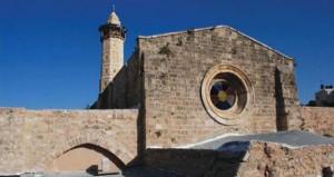 المسجد العمري الكبير في مدينة غزة