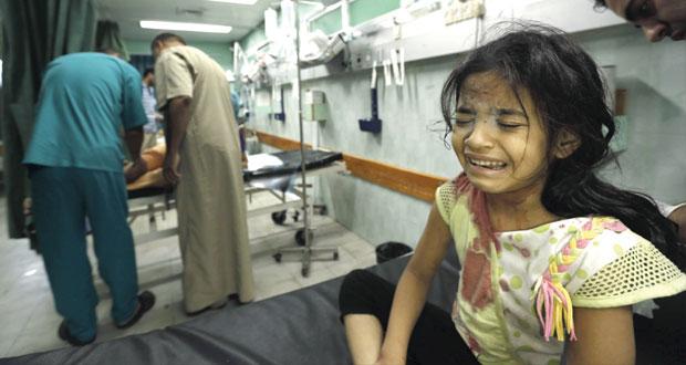 سكان غزة على حافة الهاوية وإسرائيل تصر على إرهابها وأميركا تمدها بالذخيرة