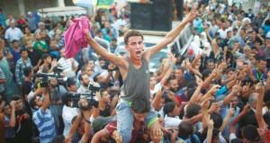 الفلسطينيون يتوصلون لـوقف لإطلاق النار .. ولا قبول بـ (مفاوضات غائمة)