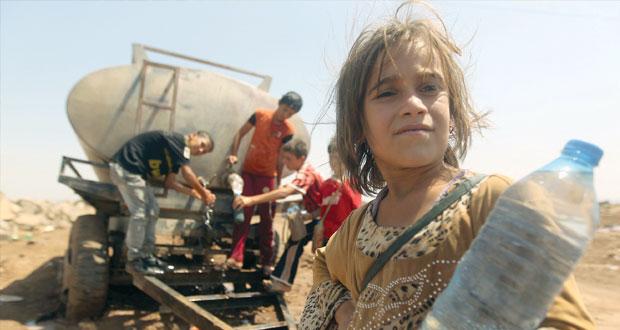 العراق: أوروبا تتفق على تسليح البشمرجة وأميركا تقتل 11 بــ(الخطأ)