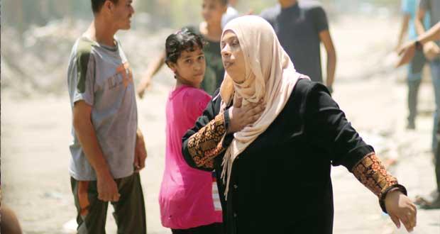 العدوان على غزة: مشروع قرار بمجلس الأمن والفلسطينيون يريدون سقفا زمنيا لإنهاء الاحتلال