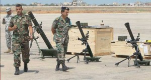 الجيش السوري يتقدم في جوبر واللبناني يشتبك في عرسال