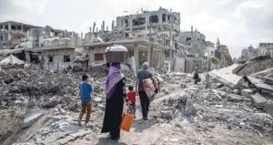 الاحتلال ينسحب من غزة ويتعاطى مع المطالب والفلسطينيون يعتزمون ملاحقته دوليا