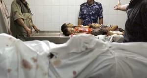 العدوان على غزة: 30 شهيدا بينهم 3 من قادة (القسام) ومشعل يريد (ظرفا حقيقيا) يدفع الاحتلال للتسليم بالمطالب