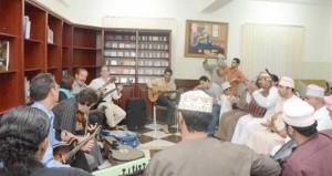 """جمعية هواة العود تستضيف فرقة """"بيج هيلبيلي"""" الأميركية"""