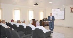 """""""التراث والثقافة"""" تنظم برنامجا تدريبيًّا بعنوان """"إدارة المناشط والفعاليات الثقافية والمعارض"""""""
