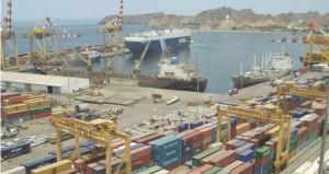 ارتفاع التجارة الخارجية للسلطنة بنسبة 5.3%خلال عام 2013م و 9,7% معدل نمو التجارة الداخلية خلال الأعوام الثلاثة الماضية