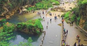زوار خريف صلالة يقتربون من 270 ألف زائر