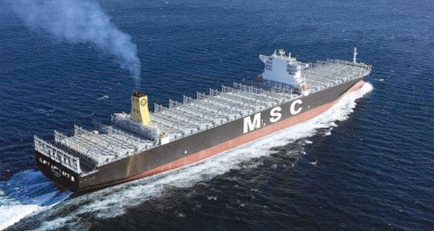 غدا.. ميناء صلالة يستقبل أكبر سفينة حاويات تزور السلطنة