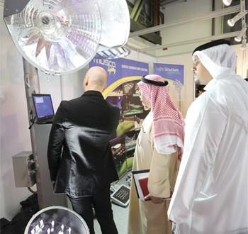 معرض الإضاءة في الشرق الأوسط يسلط الضوء على آخر الابتكارات والتحديات في مجال الصناعة