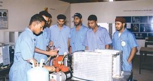 190 ألف إجمالي العمانيين العاملين بالقطاع الخاص بنهاية النصف الأول