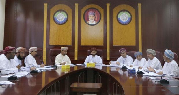 لجنة الصناعة بغرفة الشرقية تناقش تنفيذ برامج متعلقة بالقطاع