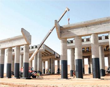 توقعات بتجاوز حجم التعاقدات الجديدة لمشاريع البنية التحتية في دول الخليج 86 مليار دولار خلال العام 2014