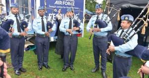 موسيقى سلاح الجو السلطاني العماني تنهي مشاركتها في البطولة الدولية باسكتلندا