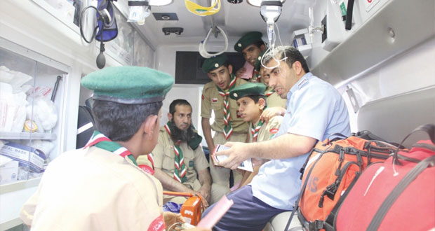 الكشافة تنهي استعداداتها لانطلاق المخيم الكشفي الخليجي ومنتدى تدريب القادة