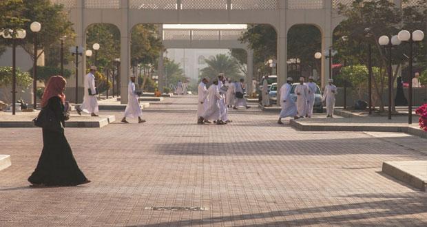 غدا .. جامعة السلطان قابوس تستقبل طلبة الدفعة التاسعة والعشرين