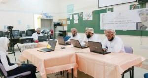 تواصل التسجيل في مسابقة السلطان قابوس للقرآن الكريم الرابعة والعشرين بمحوت