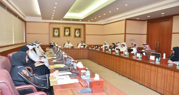 مجلس الشورى يشارك فـي البرنامج التدريبي للشبكة المعلوماتية البرلمانية بأبوظبي