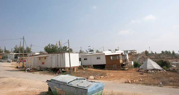 الاحتلال يقضم أراضي ببيت لحم لصالح الاستيطان