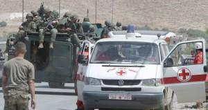 لبنان تتوعد الإرهاب ومعارك عرسال تتواصل وتخلف 16 جنديا وعشرات المسلحين