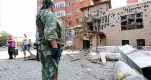 أوكرانيا: المعارك تصل وسط (دونيتسك) والقتلى بالعشرات