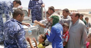 العراق: قصف أميركي لملاحقة (داعش) .. فرنسا تعرض المساهمة وبغداد تعلق الآمال