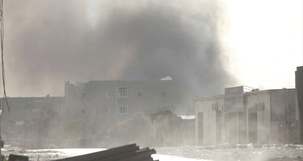 ليبيا: المعارك تحصد 22 قتيلا والحكومة تعلن تشريد مئات العائلات